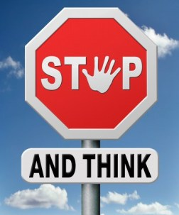 stop-and-think