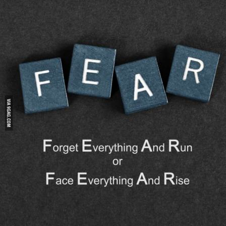 What-is-the-meaning-of-FEAR-for-you